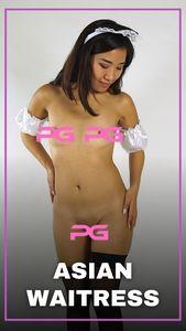 Asian Waitress