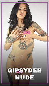 Pocket Girl Gipsydeb Nude